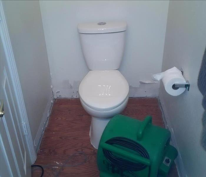 "Water Damage ""4 Questions To Ask Yourself When Addressing a Leaking Toilet 	"""