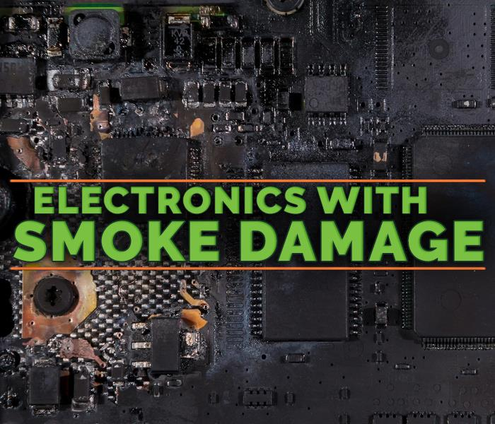Fire Damage 3 Things You Should Know About Electronics Damaged by Fire